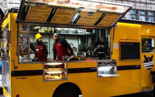 Understand How to Start a Mobile Food Service.