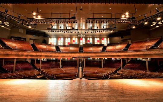 Why You Should Be Going to Ryman Theater
